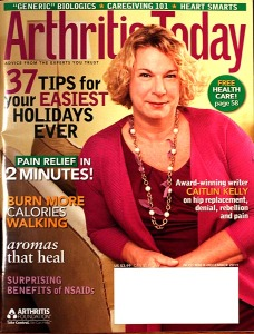 Me, a cover girl -- even at size 16