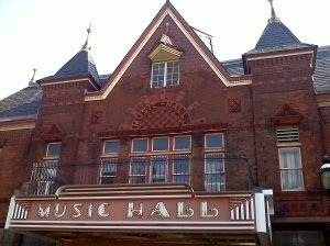 On our main street, a terrific concert hall