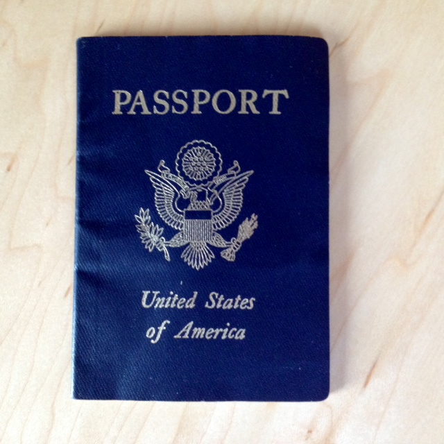 Jose's passport