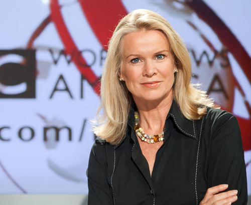 Katty Kay, BBC presenter and author