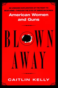 My first book, published in 2004. As someone who grew up with no exposure to guns, I was deeply intrigued by this most American of obsesssions