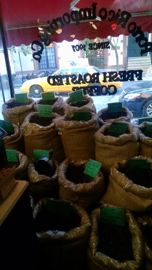 Porto Rico Coffee and Tea, Bleecker Street, NYC
