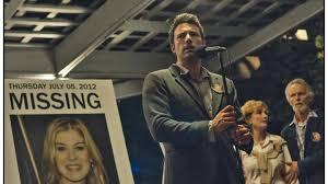 Ben Affleck as Nick in the 2014 film, Gone Girl