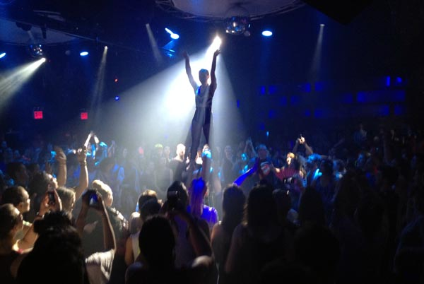 One of the most fun things you can possibly do -- dance at 7am! Daybreaker, in NYC