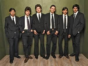 This group of young men, the topic of a recent documentary, The Wolfpack, were raised in a NYC apartment by their hyper-controlling father
