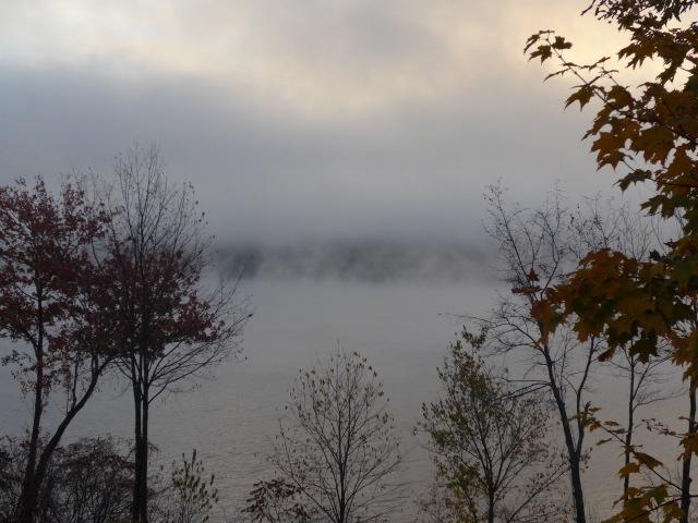 7:30 a.m., Lake Massawippi, North Hatley, Quebec